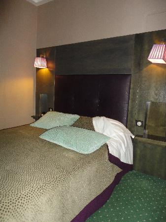Elysees Hotel: Room
