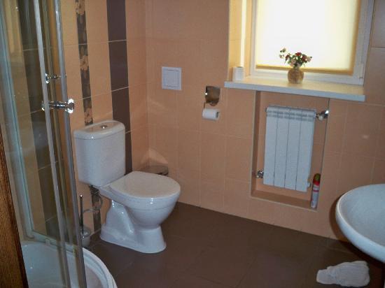 Oselya Kiev: Bathroom facilities