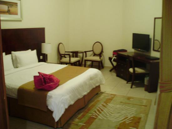 Akas-Inn Hotel Apartment: quarto 1