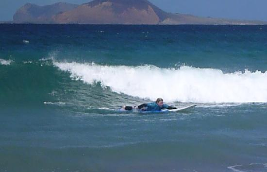 Lava Flow Surf Lanzarote: Happ:)ness