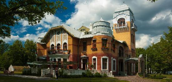 Ammende Villa: The Hotel
