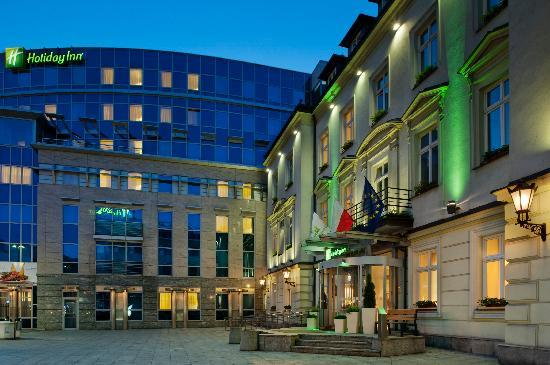 Holiday Inn Krakow City Center: 200m to the Main Market Square