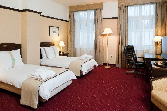 Holiday Inn Krakow City Center: Executive Room - Turn down service