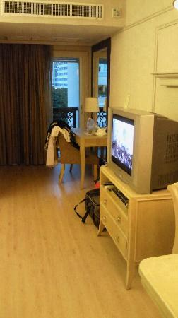 Hope Land Executive Serviced Apartment: テレビ
