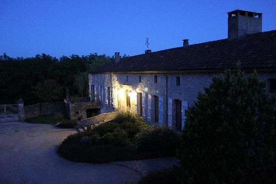 Domaine de Labarthe : by night