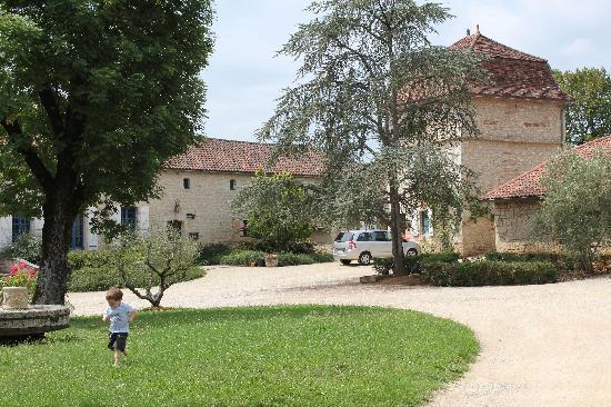 Domaine de Labarthe : by day