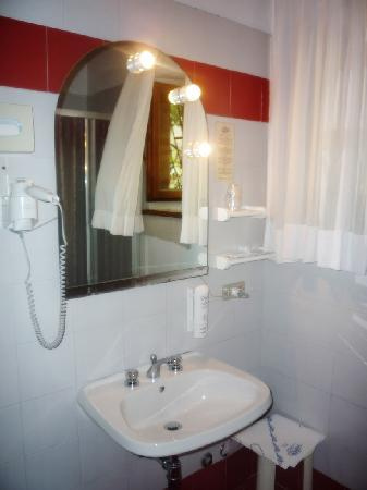 Hotel Il Colombaio : Bathroom