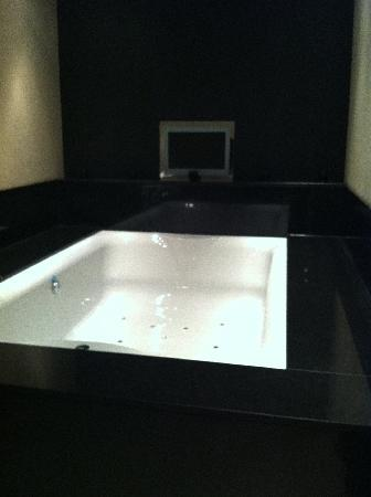 The Chester Residence: Jacuzzi
