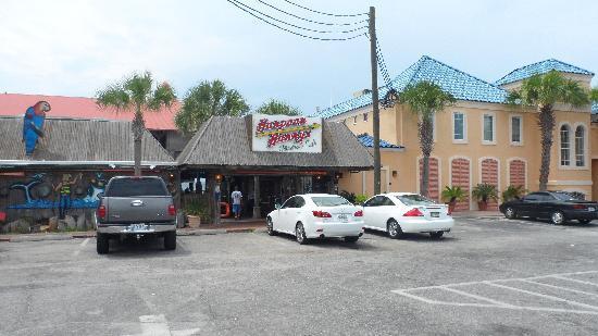 Breakers Restaurant The Front Of Harpoon Harry S