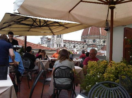 Caffe\' La Terrazza, Florence - Duomo - Restaurant Reviews, Phone ...