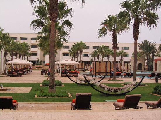 Sofitel Agadir Royal Bay Resort: Pool area