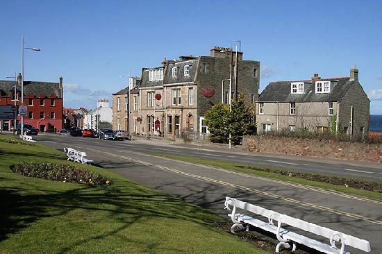 Данбар, UK: Hotel in Dunbar - Hillside Hotel
