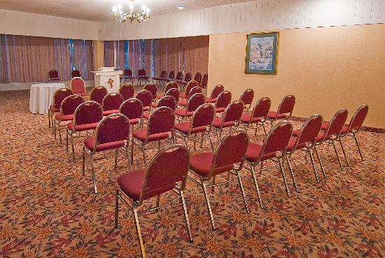 Americas Best Value Inn-Texas Medical Center/Reliant Park: Meeting Room