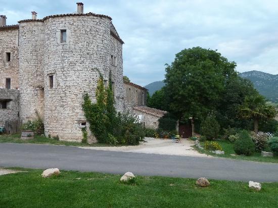 Domaine de Blancardy - Auberge : le domaine magnifique