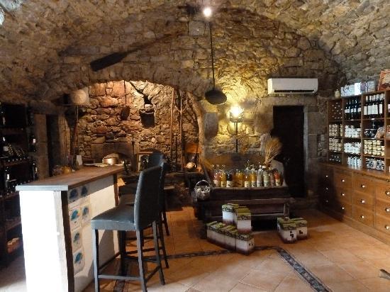 Domaine de Blancardy - Auberge : Le magasin