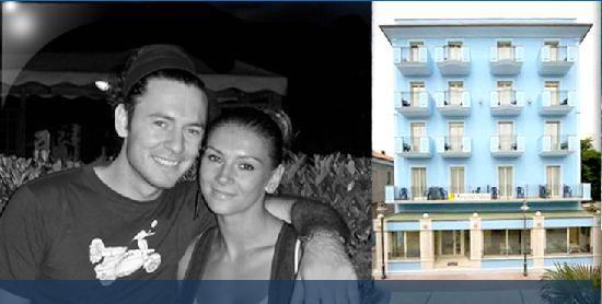 Bellaria-Igea Marina, Italie : Proprietari Hotel Nizza