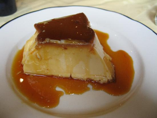 Sol Mar: Flan—The best ever!
