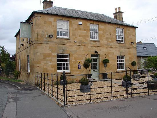 The front of the Seagrave Arms