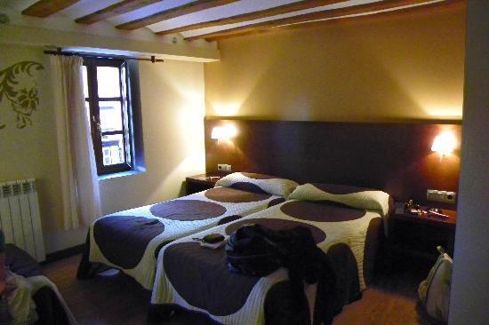 Hostal El Molino de Floren : habitación Mijo