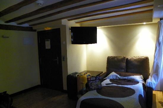 Hostal El Molino de Floren: habitación Mijo
