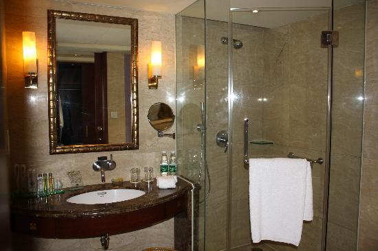 Shunde Grandview Hotel: Bath