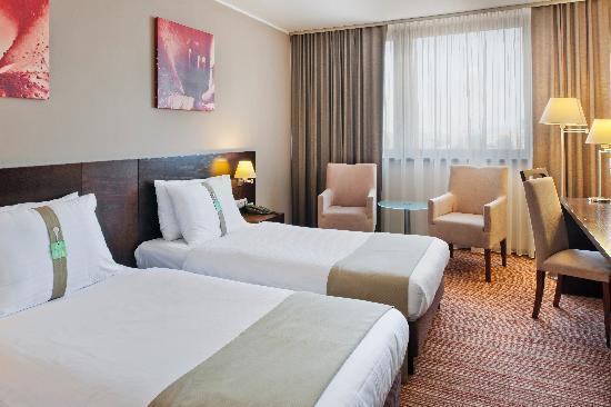 Holiday Inn Bratislava: Standard Room - Twin Room