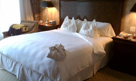 Royal Park Hotel : Room