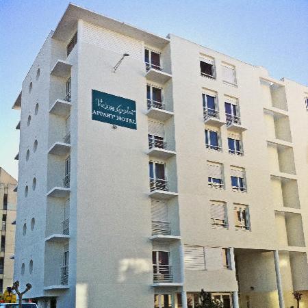 Appart'hotel Victoria Garden Pau : Extérieur