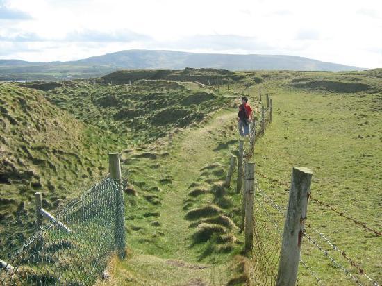 aughris cliff walk