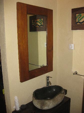 Di Abode Boutique Inn: Cool sink