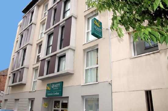 Ruby Suites Quartier Les Halles : Extérieur