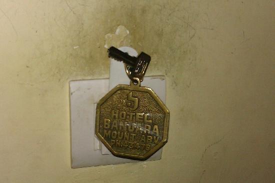 Hotel Banjara : dirty room,