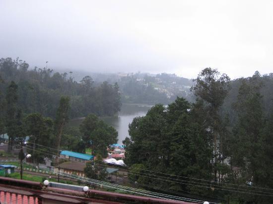 هوتل دارشان: View from room