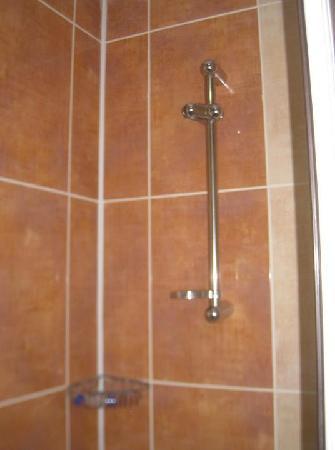Otel Karaman: Nice, strong shower
