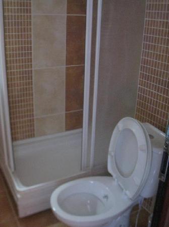 Otel Karaman: Toilet