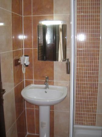 Otel Karaman: Bathroom