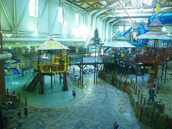 Great Wolf Lodge Mason Water Park