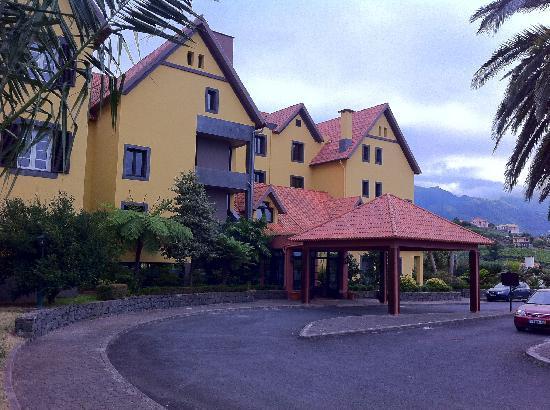 Quinta do Furao: Hotel visto desde el exterior