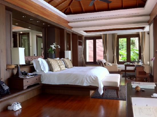 Trisara Phuket: bedroom