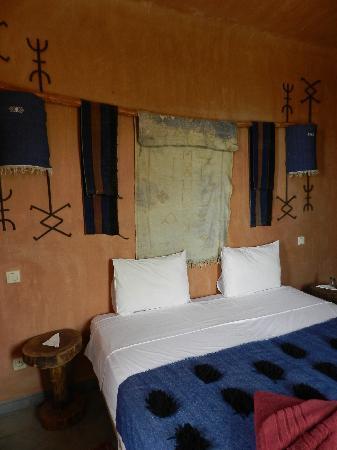 Terres d'Amanar: My room