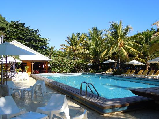 Hotel Tamarin: piscine le jour