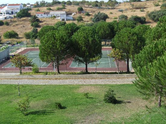 VitaSol Park: Exterior - Courts de Ténis