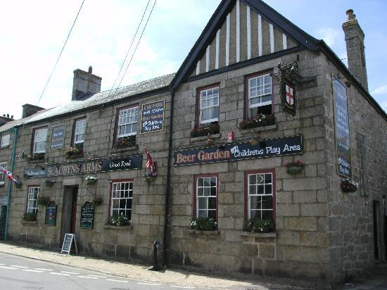 Praze-An-Beeble, UK: St Aubyn Arms Cornish Steak & Ale House