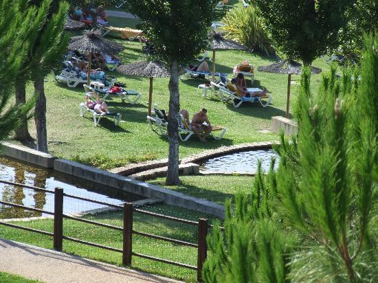 VitaSol Park: Exterior - zona junto à piscina