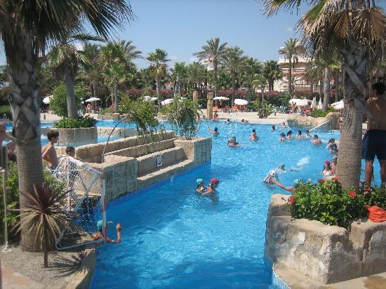 Zimbali Playa Spa Hotel: diversion asegurada