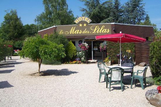 Hotel Le Mas des Lilas : l'hotel