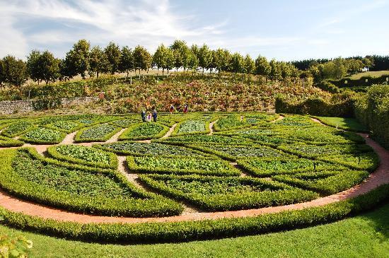 Jardins et château de La Chatonnière