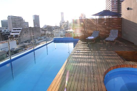 Galerias Hotel: Piscina