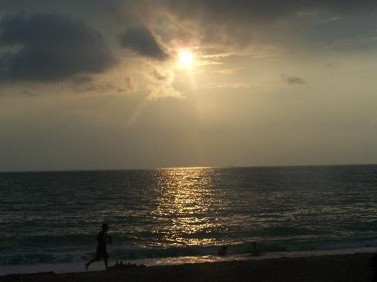 Buenaventura Grand Hotel & Great Moments All Inclusive: Sunset