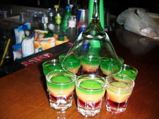 MPM Hotel Boomerang: Shots - Kuban hotel bar not boomerang